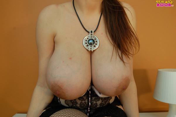 Lacy Corset And Fishnet - 10