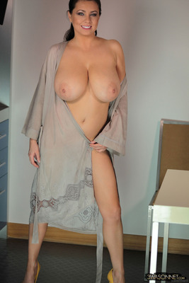 Silk Robe - 10