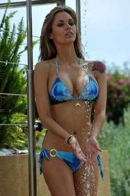 Nuts Model In Hot Bikini - 07