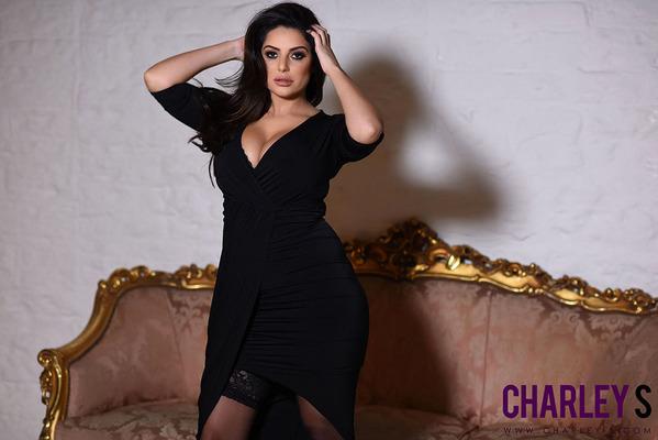 Sexy Black Dress - 02