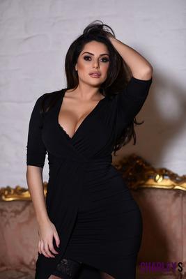 Sexy Black Dress - 03