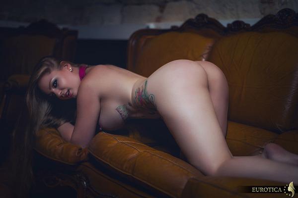 Sexy Pink Bodysuit - 13