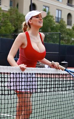 Tennis Hottie - 01