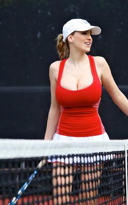 Tennis Hottie - 07