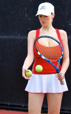 Tennis Hottie - 09