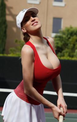 Tennis Hottie - 12