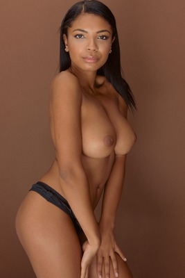 Bombastic Ebony Boobs - 13