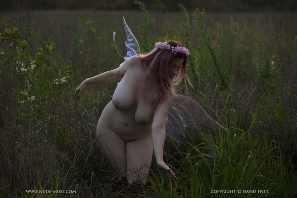 Nude Fairy - 07