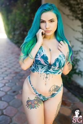 Mermaid Curves - 01