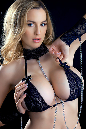Jordan Carver in 'Black Magic' via