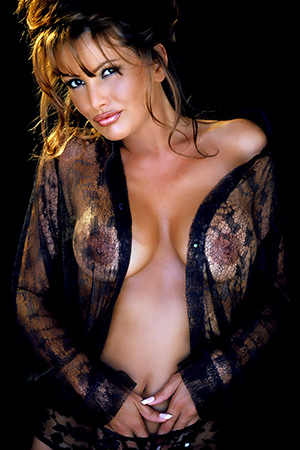 Brandi Brandt in 'Exotic' via Playboy
