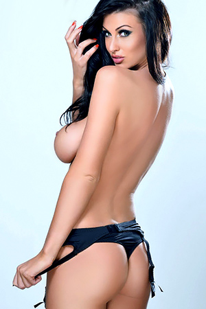 Alice Goodwin in 'Busty Goddess ' via Zoo Today