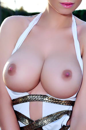 Lilly Roma in 'Perfectly Round Boobs of Lily Exposed Oudoors' via Studio 66 TV