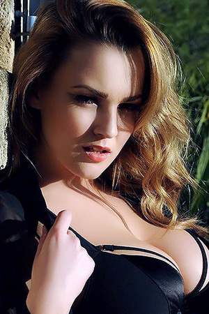 Jodie Gasson in 'Black Bra' via Jodie Gasson Official