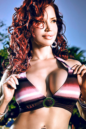 Bianca Beauchamp in 'Entity of Lust' via