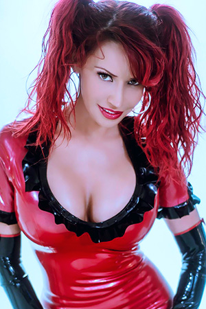 Bianca Beauchamp in 'Cherry Doll' via