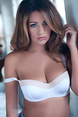 Holly Peers in 'Soft Elegance' via Zoo Magazine