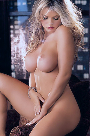 Courtney Rachel Culkin in 'Classic Curves' via Playboy