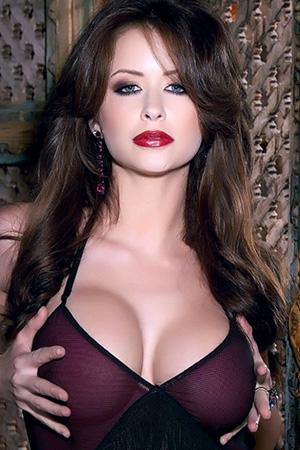 Emily Addison in 'Vamp Lips' via Holly Randall