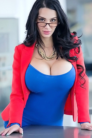 Amy Anderssen in 'Fuck Doll' via RealityKings