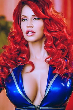 Bianca Beauchamp in 'Boudoir Of Fantasies' via Bianca Beauchamp Official