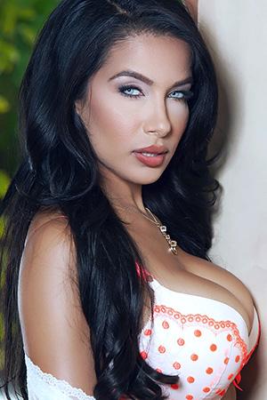 Nasia Jansen in 'Exotic Tits' via Playboy