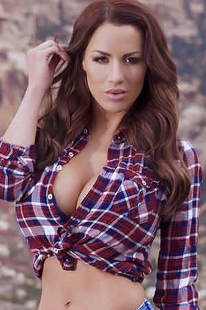 Jordan Carver in 'Big Boobs Big Ford' via