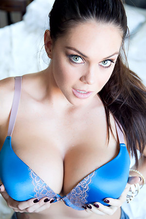 Alison Tyler in 'Rolling Around In Bed' via Alison Tyler Official