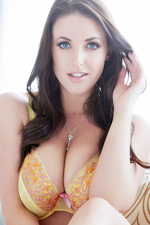 Angela White in 'Self Pleasure' via Angela White Official