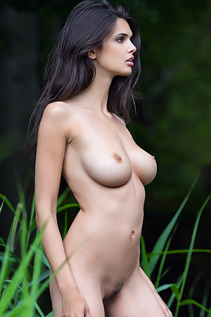 Jasmine A in 'Lake Fairy' via Femjoy