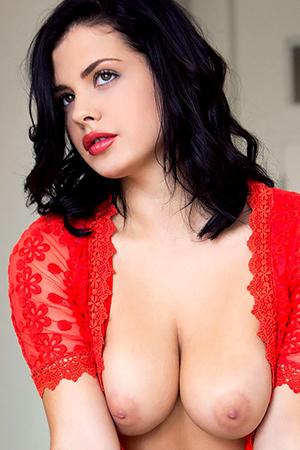 Keisha Grey in 'Red Hot' via Digital Desire