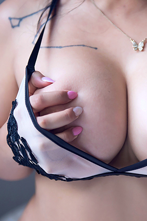 Kalita in 'Curvy Goddess' via Suicide Girls